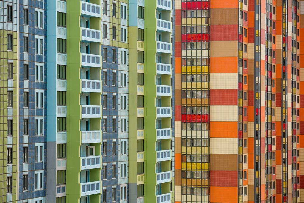 Комплексная отделка фасадов